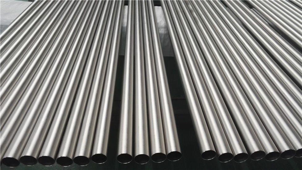 Industrial Heat Exchanger Tube , 6 Diameter Exhaust Pipe Tubing With Flaring Test